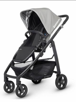 Carro de bebé uppababy cruz (trío y accesorios)