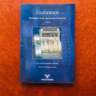 Libro Matemática de las Operaciones Financieras