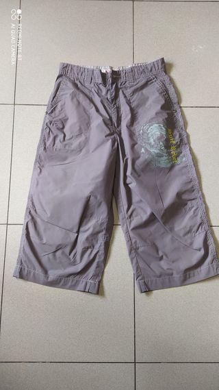 pantalon bermudas niño 170cm