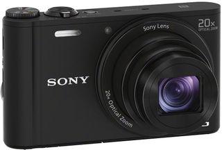 CAMARA FOTOS SONY DSC-WX350 FOTOGRAFICA COMPACTA