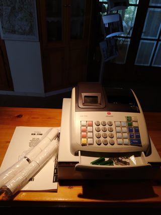 caja registradora Olivetti ECR-7700