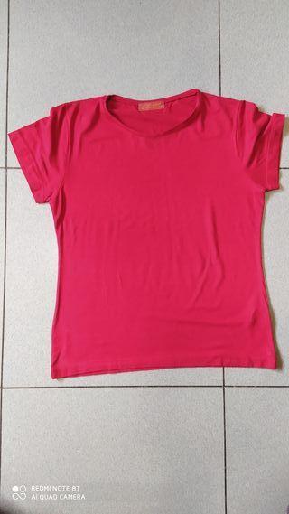 Camiseta roja, t. S