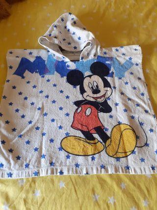 toalla bebé
