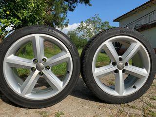 "Ruedas (Llantas Audi) 18"""