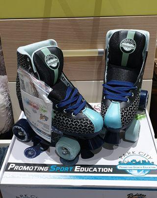nuevos con etiquetas patines 4 ruedas unisex quad