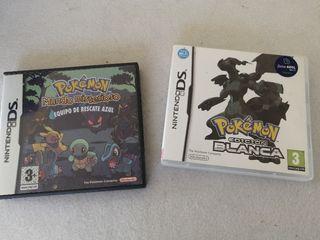 Caratulas Pokémon DS