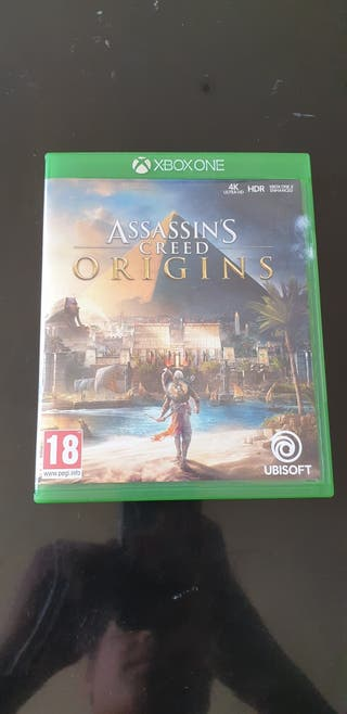 Xbox one s 1tb with assassin creed origins