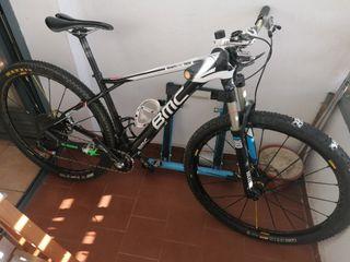 Bicicleta de montaña BMC TEAM ELITE 02 talla S