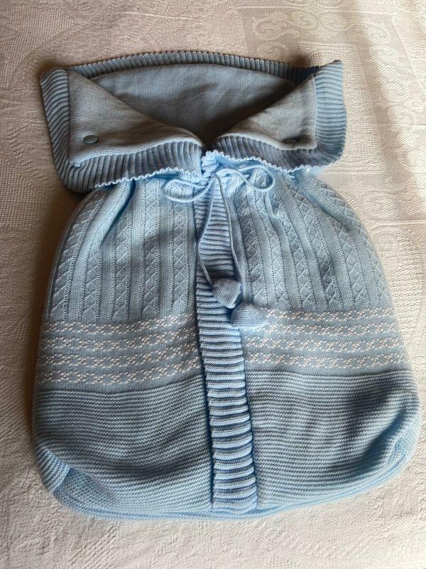 Saco bebé de lana