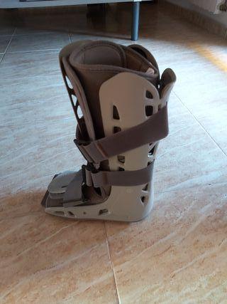 protesis para tobillo o talon roto