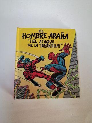 marvel Spiderman el hombre araña comic