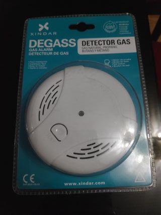 Detector de gas Xindar DeGass