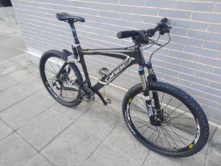 Bicicleta de montaña Orbea OIZ carbon