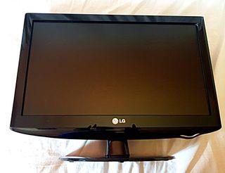 TV LG LED HD 19 PULGADAS TDT INCLUIDO