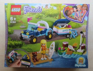 LEGO FRIENDS 41364 BUGGY Y REMOLQUE DE STEPHANIE
