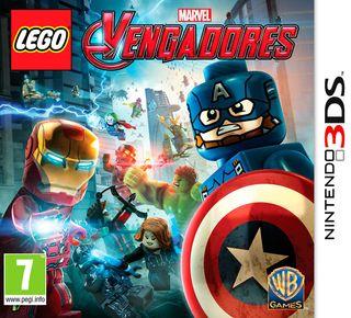 LEGO VENGADORES NINTENDO 3DS