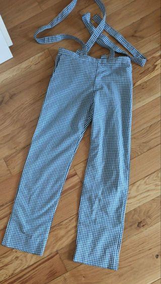 Pantalon tirantes Minabay t10