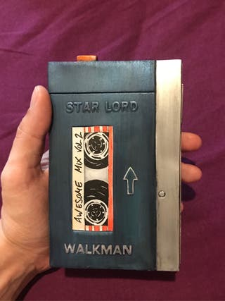Walkman Star Lord