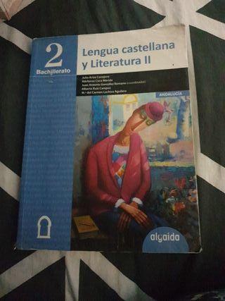 2 de bachillerato lengua castellana y literatura