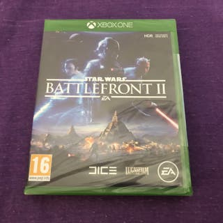 STAR WARS BATTLEFRONT II XBOX ONE NUEVO