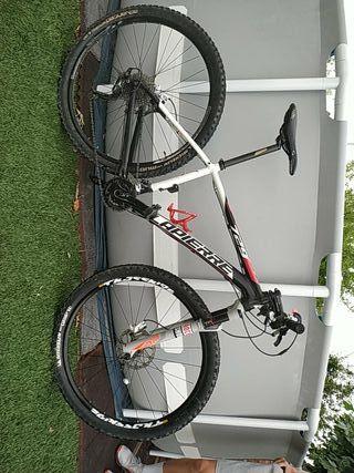 "bicicleta de montaña MTB lapierre 29"""