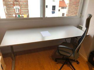 Mesa 200x80 para despacho
