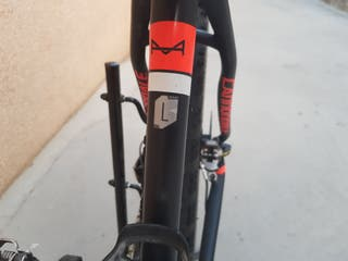 bicicleta cannondale fsi carbón 1