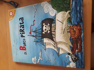 Cuento El barco pirata