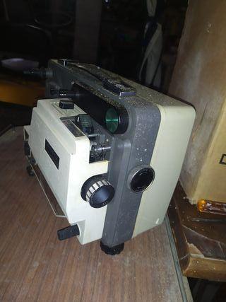 Reproductor cintas 8 mm vintage
