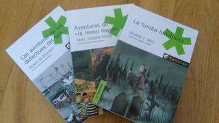 Lote 3 Novelas Juveniles