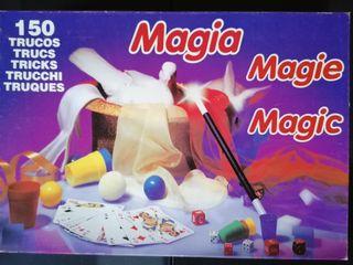 150 trucos de Magia