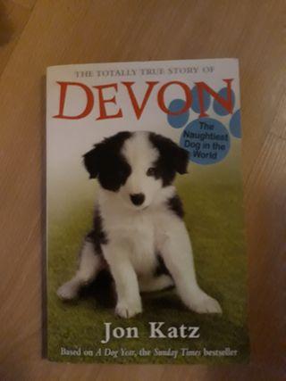 Libro infantil/juvenil en inglés. DEVON