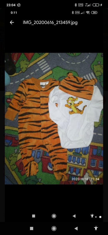 2 conjuntos de bebé. NUEVO con etiquetas uno.