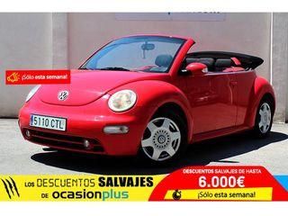 Volkswagen Beetle 1.6 75 kW (102 CV)