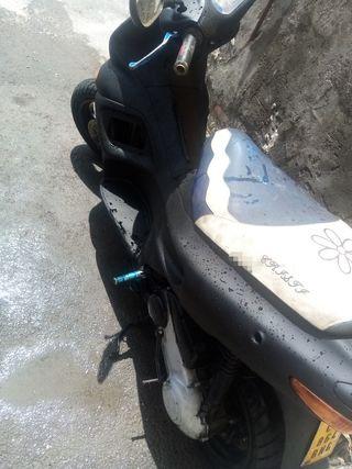 se vende gilera runner 50cc lista para pasar itv