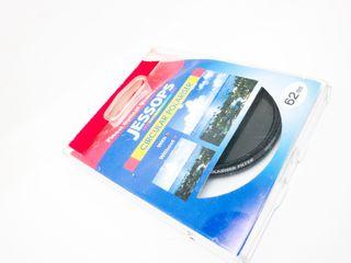 Filtro CPL Jessops 62mm