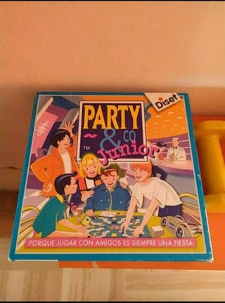 juego de mesa Party & Co Júnior
