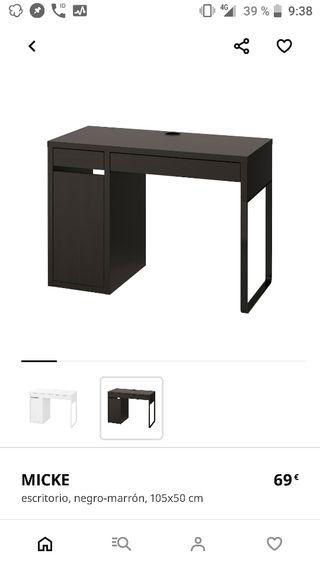 mesa escritorio modelo micke ikea