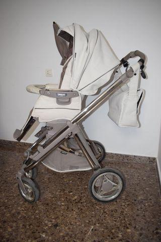 Carro de bebé BEBECAR Hip Hop Tech