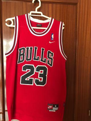 Camiseta bulls jordan 23 de Nike