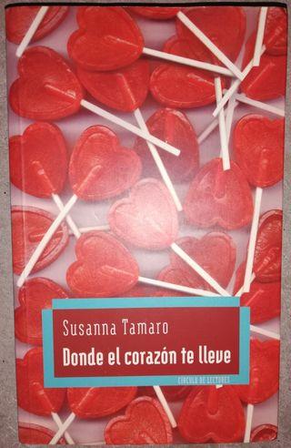 "Novela ""Donde el corazón te lleve"""
