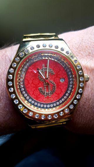 Reloj SWATCH Golf Dollar