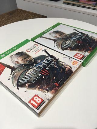 THE WITCHER III - Xbox one