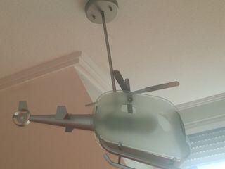 Lampara helicóptero