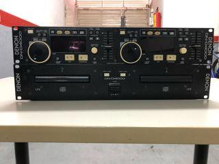 Reproductor Denon DN-D4000