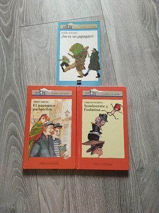 Pack Libros El Barco de Vapor