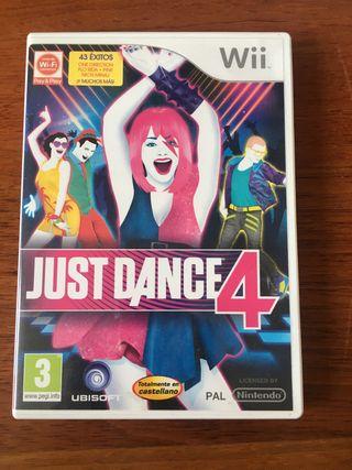 Just Dance 4