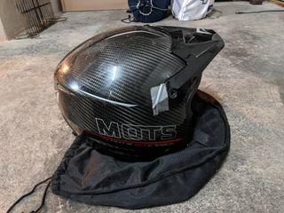 casco Motts carbono L
