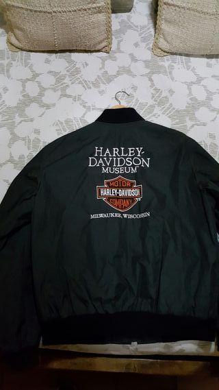 harley davidson chaqueta nueva