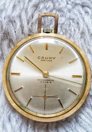 Reloj de bolsillo CAUNY Prima